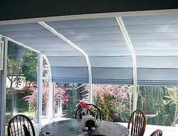 sun room blinds